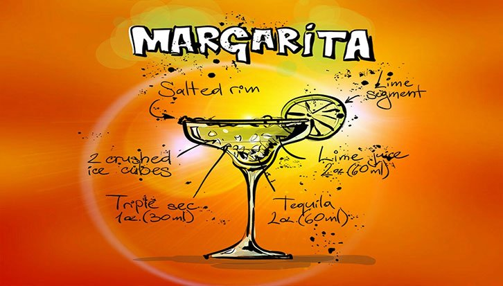 Margarita Cocktail Drink