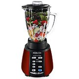 Oster BVCB07-R00-FFP Reverse Crush Counterforms Brushed Stainless Steel Blender