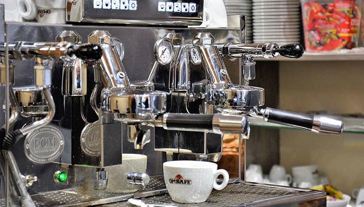 drink the espresso with best espresso machine