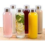 Estilo Glass Water Bottles