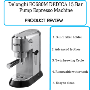 Delonghi EC680M review