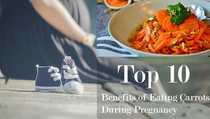 10 Benefits Of Carrots During Pregnancy For a Healthy Baby