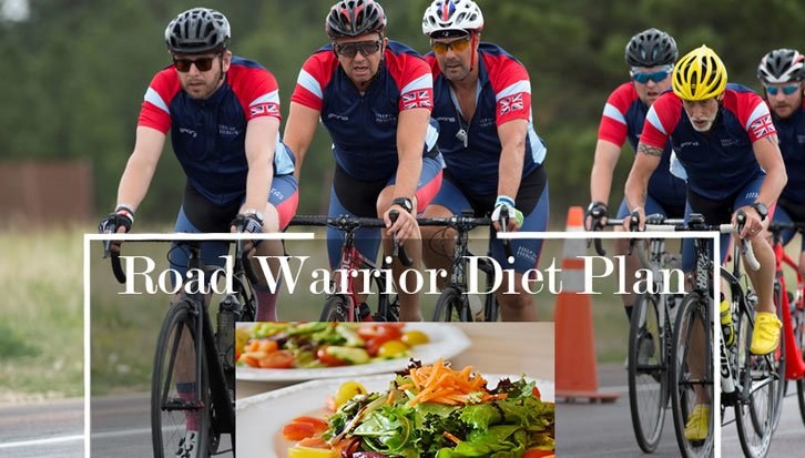 Road Warrior Diet Plan