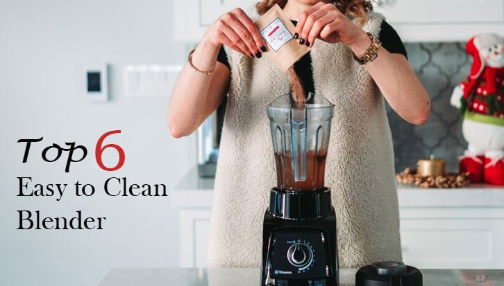 Easy to clean blender