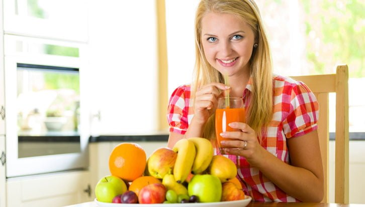 What fruits give you energy in the morning